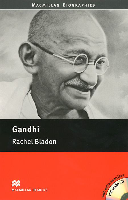 Gandhi: Pre-Intermediate Level (+ 2 CD)