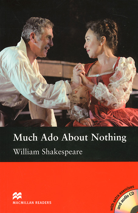 Much Ado about Nothing: Intermediate Level (+ 2 CD) psv ado den haag