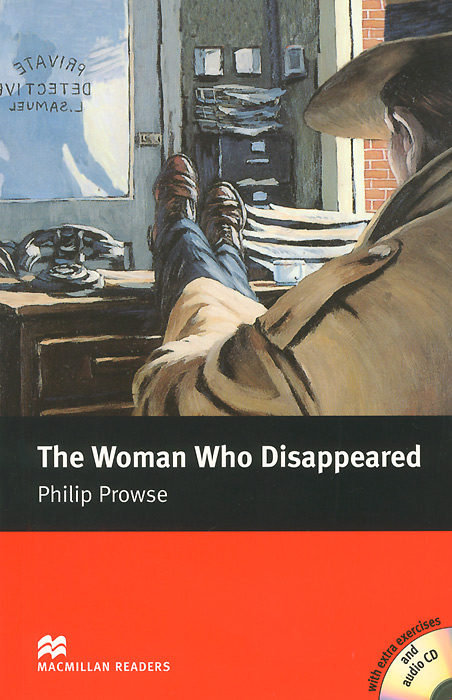 The Woman Who Disappeared: Level 5 (+ 2 CD-ROM) blue fins starter level cd rom