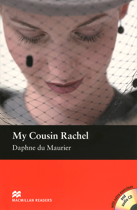 My Cousin Rachel: Intermediate Level (+ 2 CD) 2pcs cm108 qfp48 cm108ah qfp lqfp usb audio i o controller new and original free shipping