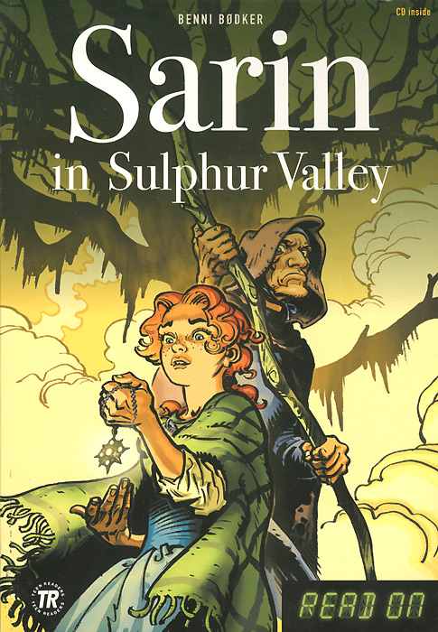 Benni Bodker Sarin in the Sulphur Valley: Level 2 (+ CD) flat stanley goes camping level 2