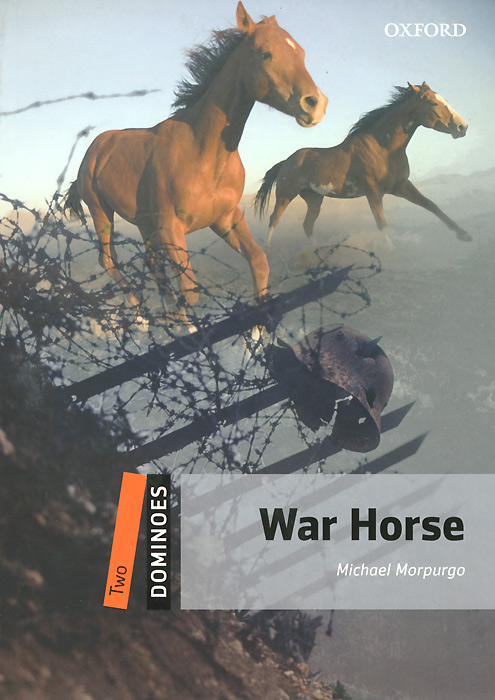 War Horse: Level 2 (+ CD-ROM) horse and his boy
