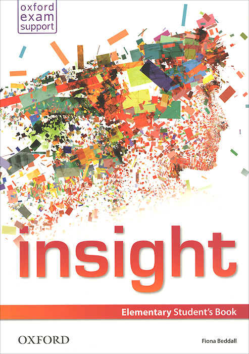 Insight: Elementary: Student Book global elementary coursebook with eworkbook pack