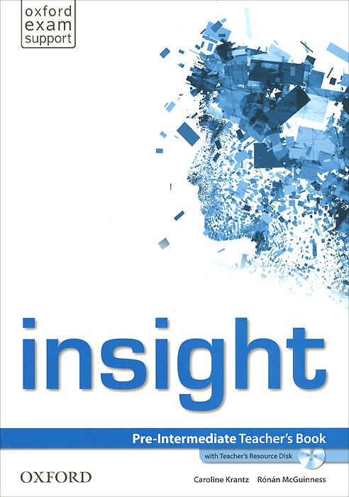 Insight: Pre-Intermediate: Teacher's Book (+ DVD-ROM) business result pre intermediate teacher s book 2 dvd rom