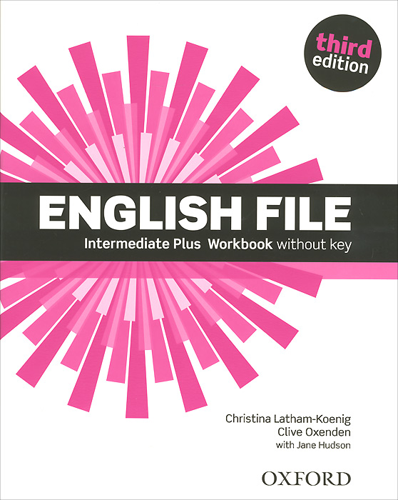 English File: Intermediate Plus: Workbook without Key new total english intermediate workbook with key cd