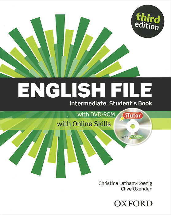 English File: Intermediate: Student's Book with Online Skills (+ DVD-ROM) get wise mastering vocabulary skills get wise mastering vocabulary skills