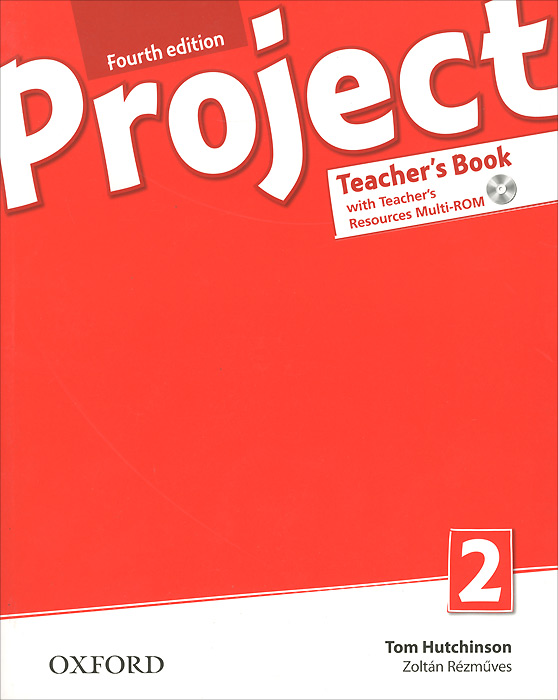 Project 2: Teacher's Book (+ CD-ROM) cunningham s new cutting edge intermediate students book cd rom with video mini dictionary
