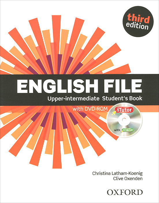 English File: Upper-intermediate: Student's Book (+ DVD-ROM) new english file upper intermediate students book six level general english course for adults
