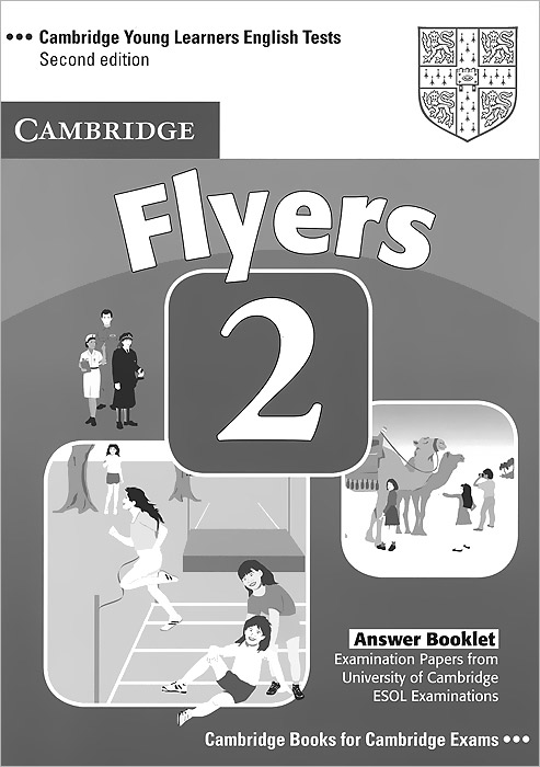 Cambridge Flyers 2: Answer Booklet