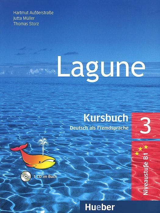 Lagune 3: Kursbuch (+ CD) ausblick 2 deutsch fur jugendliche und junge erwachsene kursbuch