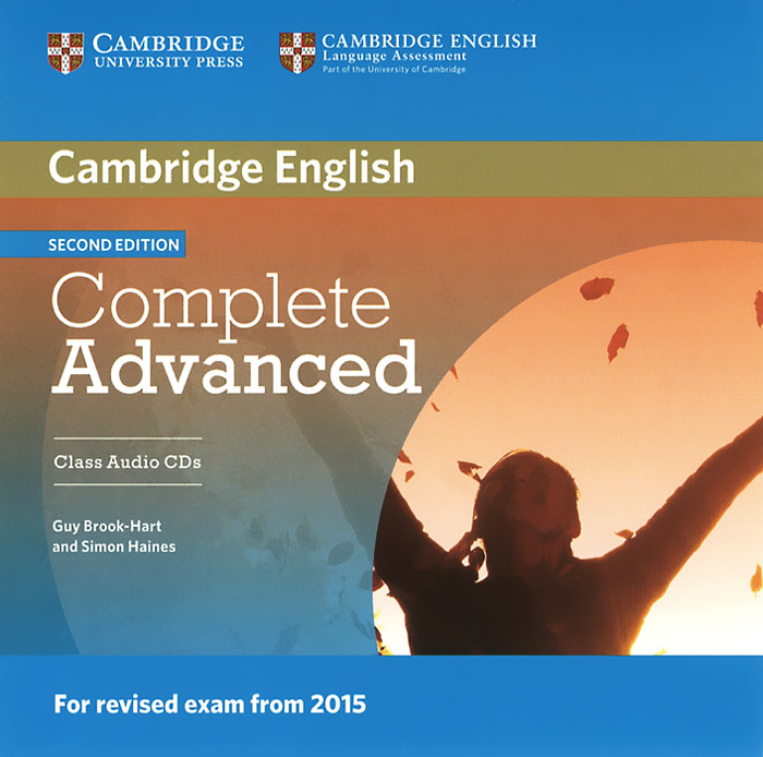 Complete Advanced (аудиокурс на 2 CD) cambridge preliminary english test 6 self study pack student s book with answers and audio cds 2