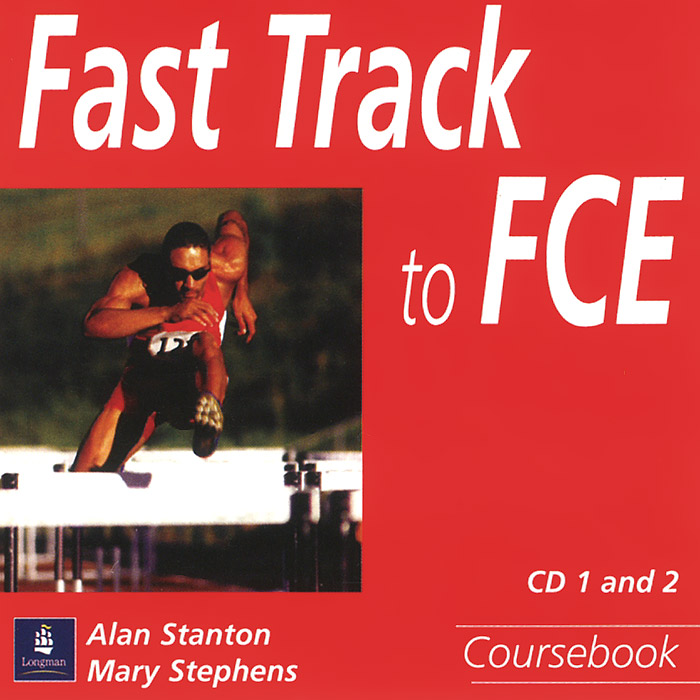 Fast Track to FCE (аудиокнига на 2 CD) agatha christie one two buckle my shoe аудиокнига на 2 cd