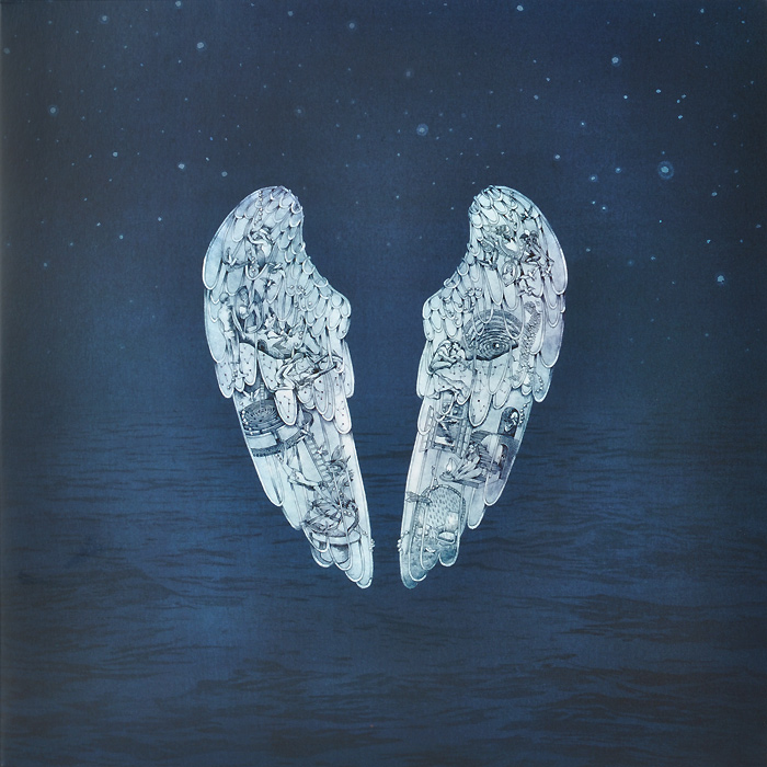 Coldplay Coldplay. Ghost Stories (LP) cd coldplay ghost stories
