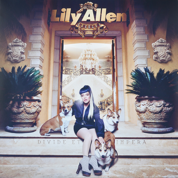 Lily Allen. Sheezus (LP)
