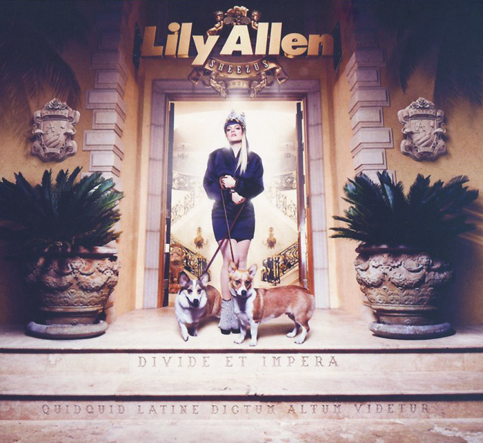 Лили Аллен Lily Allen. Sheezus. Special Edition (2 CD) zenfone 2 deluxe special edition