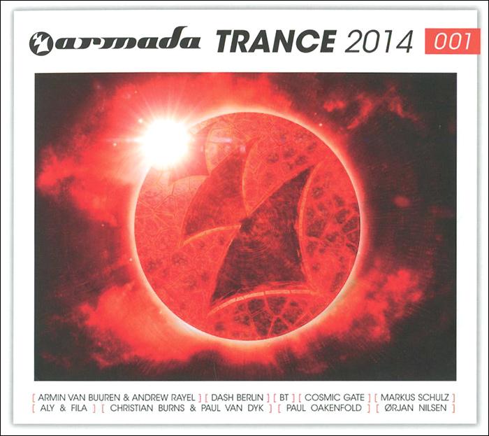 Armada Trance 2014 001(2 CD)
