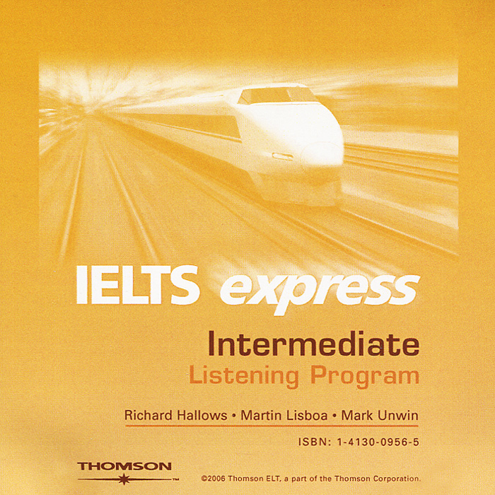 IELTS Express: Intermediate (аудиокурс на 2 CD) mcgarry f mcmahon p geyte e webb r get ready for ielts teacher s guide pre intermediate to intermediate ielts band 3 5 4 5 mp3