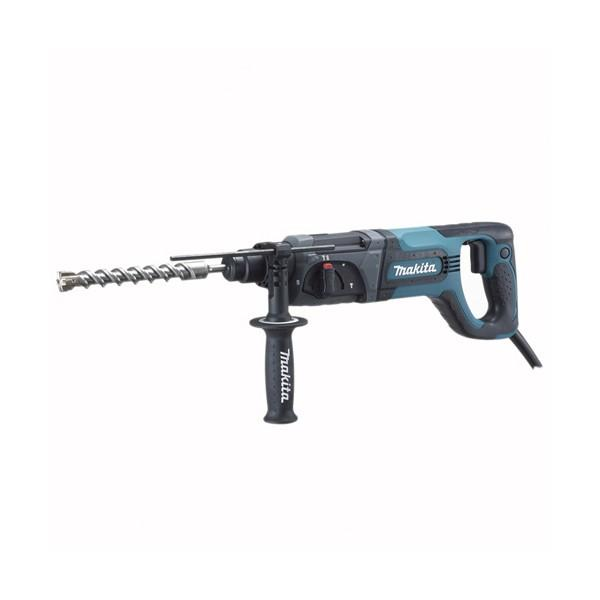 Makita HR2475 перфоратор SDS Plus  перфоратор sds plus makita hr2611ft x5