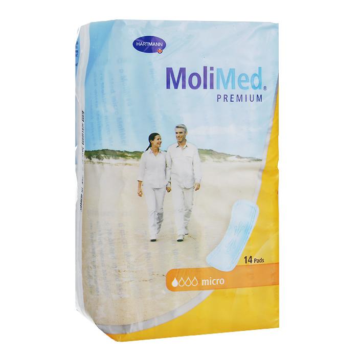 MoliMed Урологические прокладки для женщин
