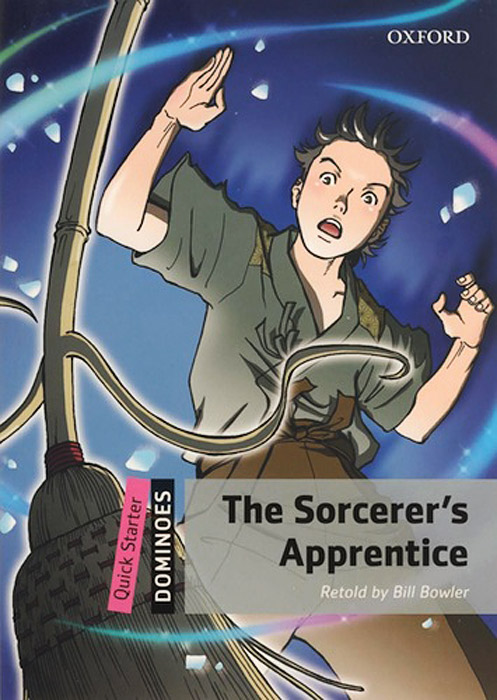 The Sorcerer's Apprentice: Quick: Starter (+ CD-ROM) blue fins starter level cd rom