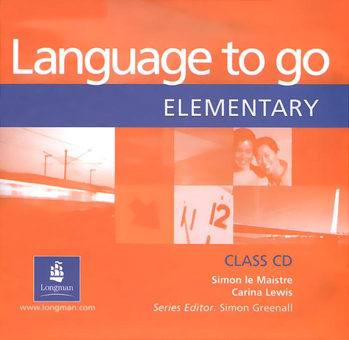 Language to Go: Elementary (аудиокнига CD) coico richard immunology a short course