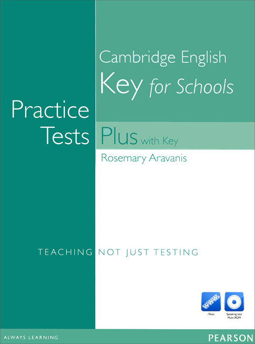 Practice Tests Plus with Key (+ 2 CD-ROM) ket for schools practice tests student s book учебник