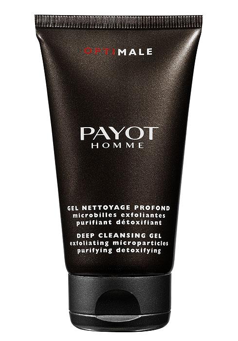 Payot Гель для умывания Optimale Homme Nettoyage Profond, антибактериальный, для лица, мужской, 150 мл65084711Антибактериальный гель удаляет загрязнения, бережно отшелушивает ороговевшие клетки, предотвращает появление вросших волос.Средство для ежедневного применения утром и вечером. Вспеньте с водой небольшое количество геля, нанесите на лицо, затем смойте водой.