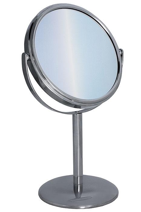 Gezatone Косметическое зеркало с 5ти-кратным увеличением LM8741301210Устойчивое и удобное, зеркало LM874 Gezatone прекрасно подойдет для нанесения макияжа, проведения косметических процедур по уходу за кожей лица, для удаления нежелательных волос и т.д.Зеркало оснащено удобным поворотным механизмом и имеет регулируемый угол наклона, что обеспечивает удобство и комфорт в уходе за собой. Зеркало двухстороннее, при этом одна сторона подставляет собой обычную зеркальную поверхность высочайшего качества, а другая имеет 5-тикратное увеличение, благодаря которому Вы сможете скорректировать все нюансы своего внешнего вида. Будьте всегда красивы и ухаживайте за собой, не изменяя своему стилю, с зеркалом LM874 Gezatone!
