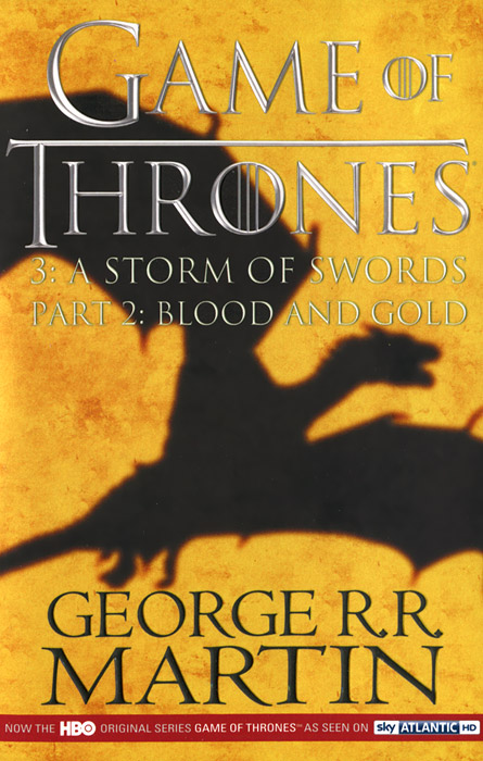 Game of Thrones 3: A Storm Of Swords Part 2: Blood And Gold the glass bead game