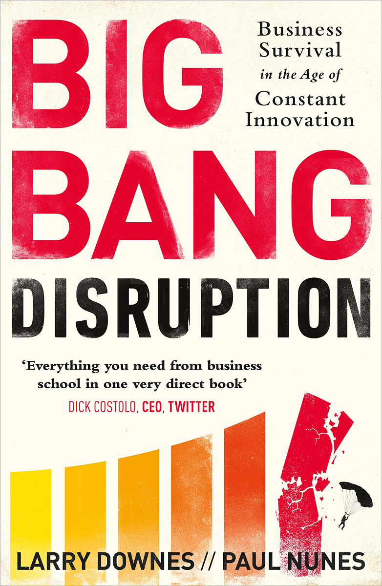 Big Bang Disruption: Business Survival in the Age of Constant Innovation secondary gatekeeping by radio survival and future of newspapers