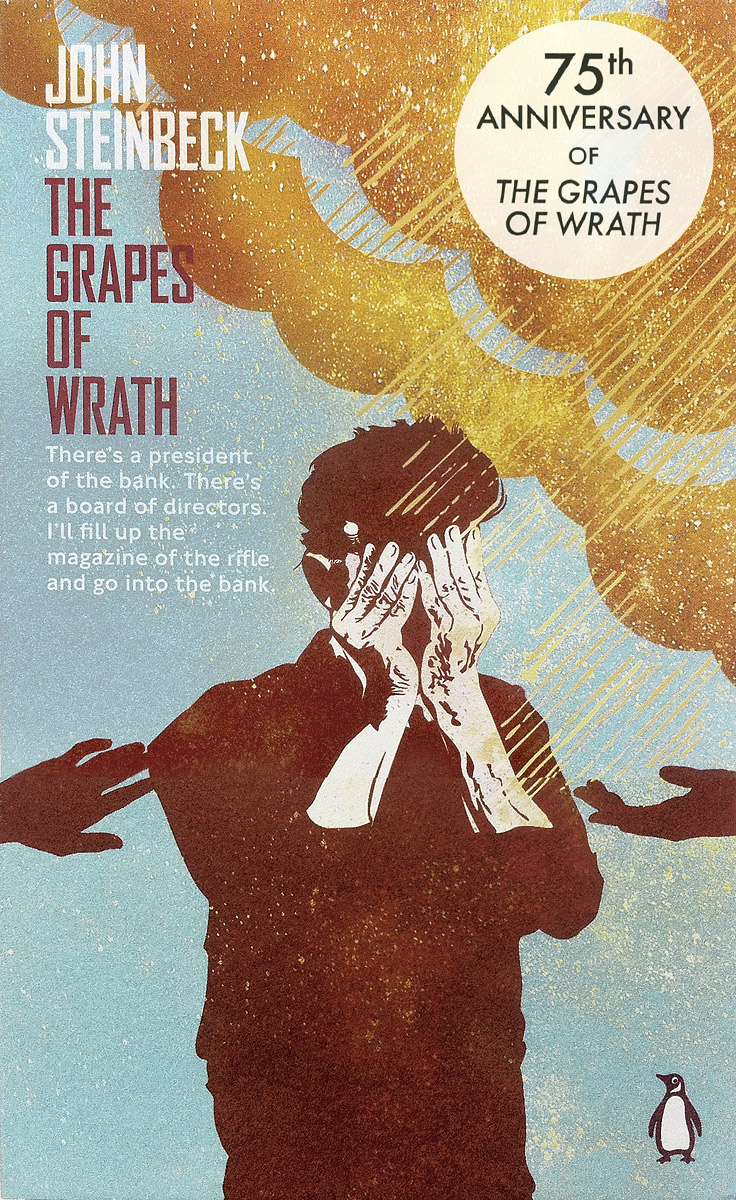 The Grapes of Wrath wrath of a mad god
