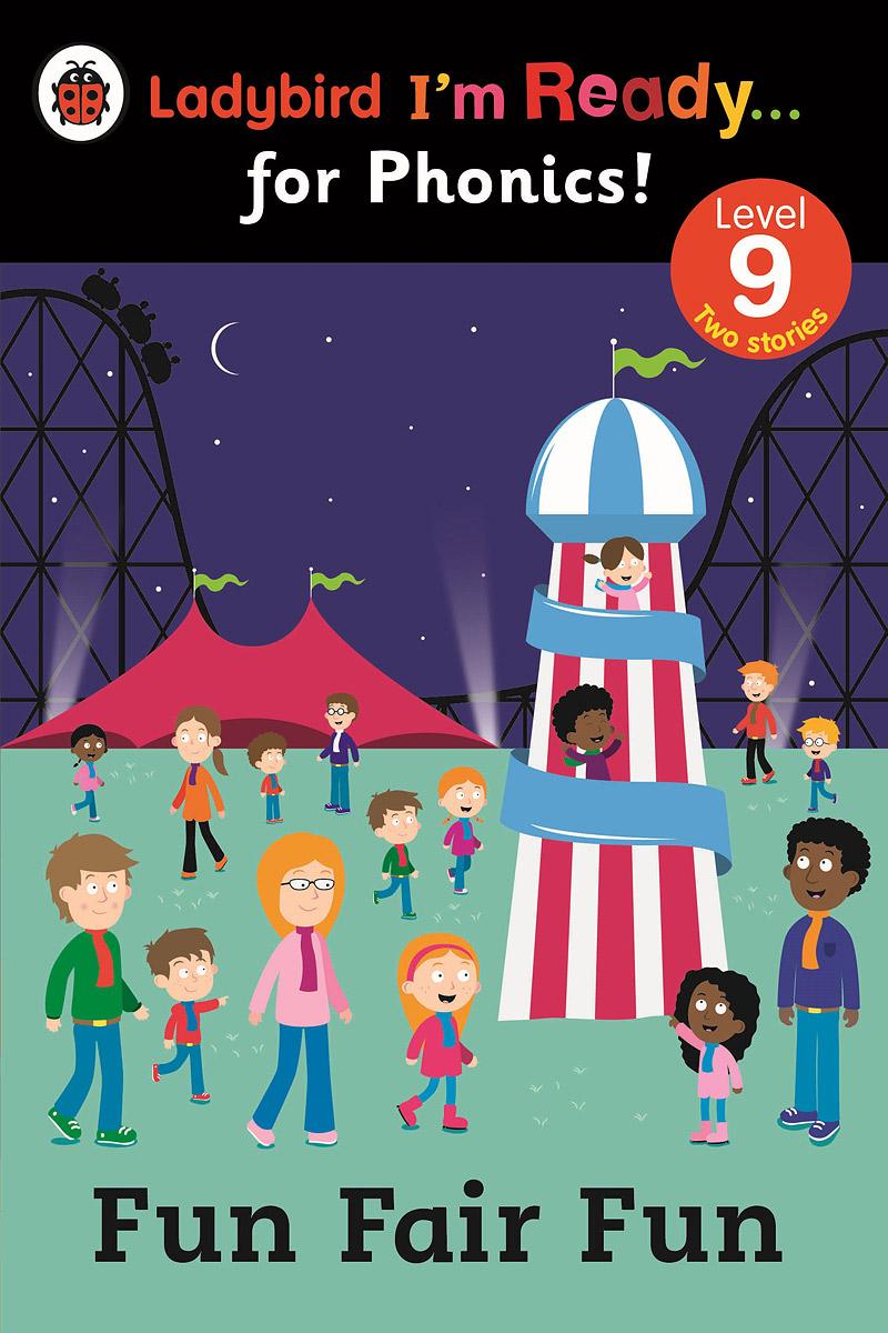 Fun Fair Fun: Level 9 fun at the fair