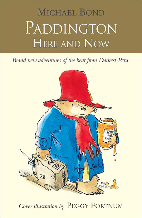 Paddington Here and Now paddington bear all day