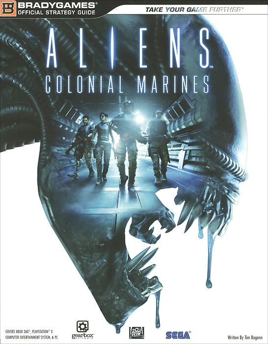 Aliens: Colonial Marines: Official Strategy Guide aliens colonial marines