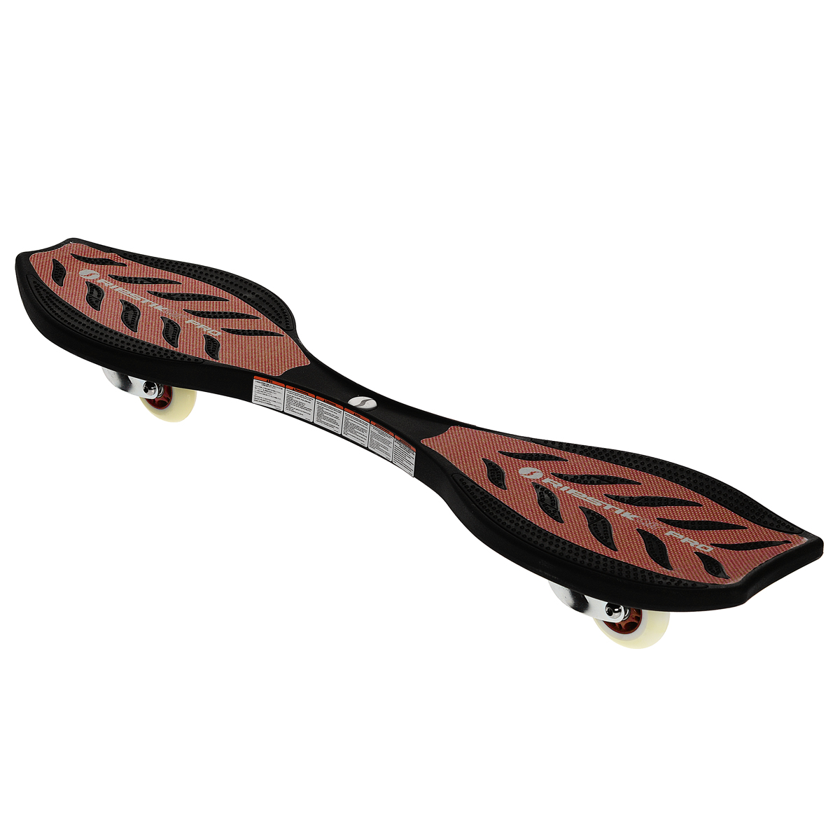 Скейтборд Ripstik Air Pro, двухколесный, цвет: красный