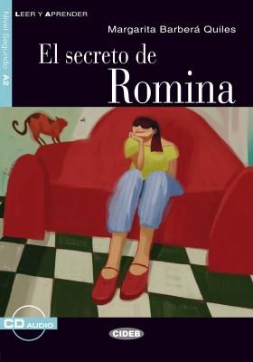 El Secreto de Romina margarita barbera quiles el secreto de romina nivel segundo a2 cd