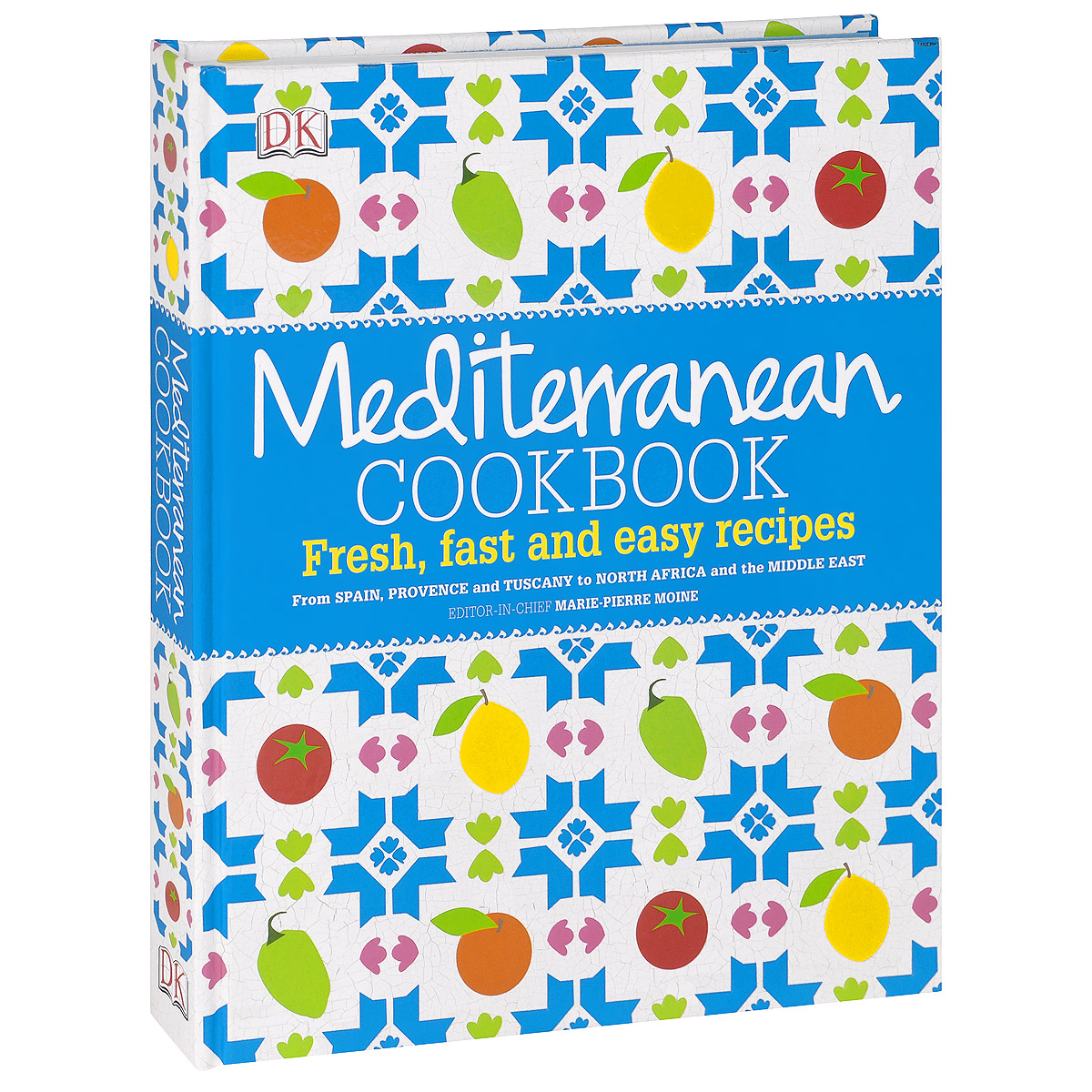 Mediterranean Cookbook: Fresh, Fast and Easy Recipes annabel karmel s new complete baby and toddler meal planner 200 quick easy and healthy recipes for weaning and beyond