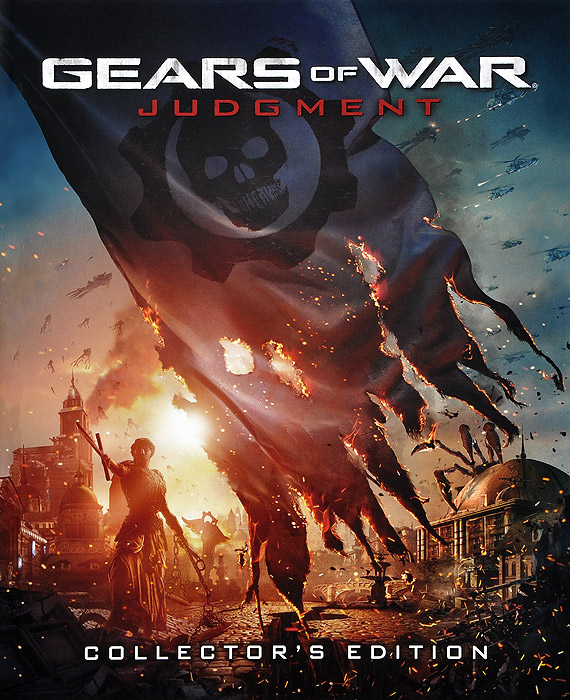 Gears of War: Judgment: Collector's Edition lucky john croco spoon big game mission 24гр 004