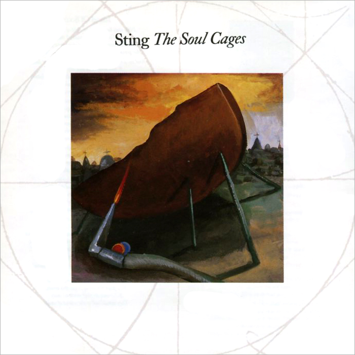 Стинг Sting. The Soul Cages стинг sting the best of 25 years 2 cd