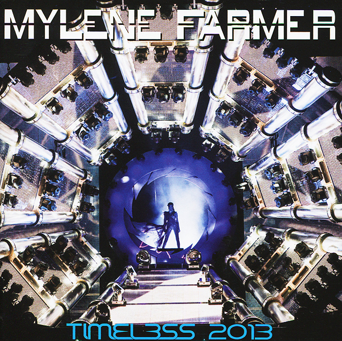 Милен Фармер Mylene Farmer. Timeless 2013 (2 CD)