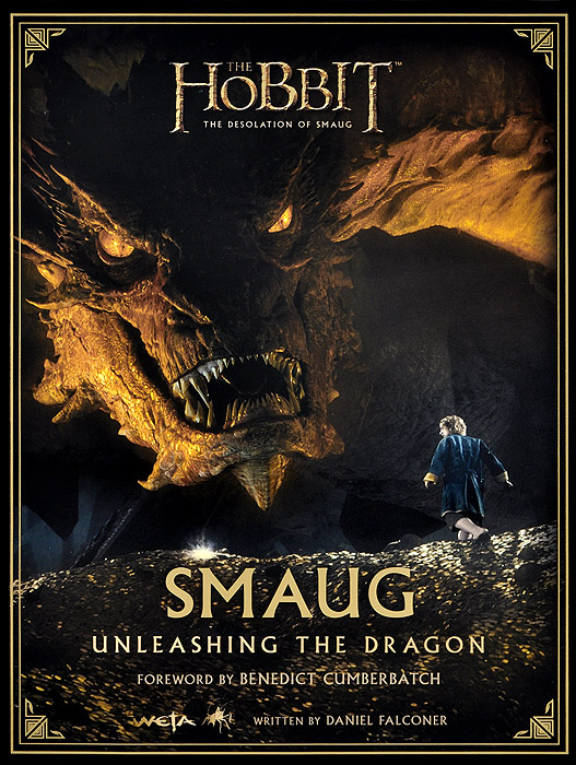 The Hobbit: Smaug Unleashing the Dragon