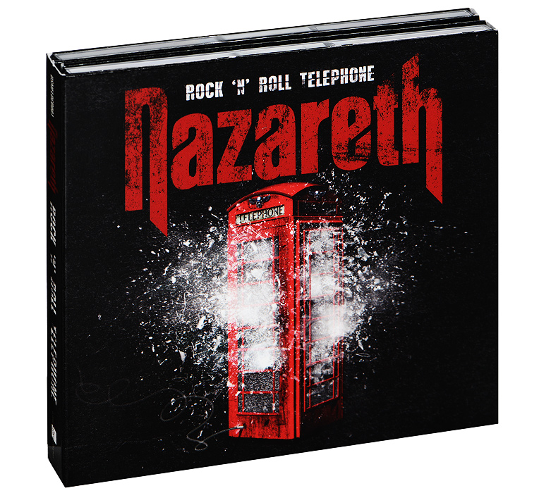 Nazareth Nazareth. Rock 'n' Roll Telephone (2 CD)