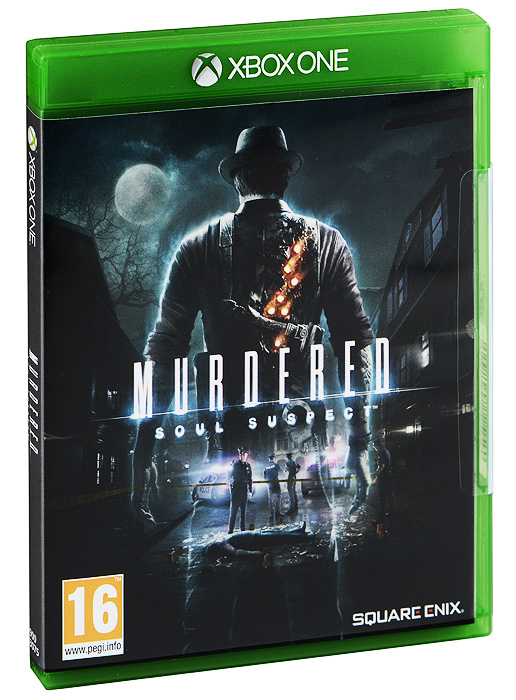 Murdered: Soul Suspect (Xbox One), Square Enix