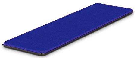 Коврик самонадувающийся Alexika Best, цвет: синий. 9326.5005