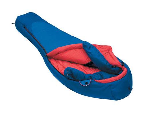 Спальный мешок Alexika Glacier, цвет: синий, левосторонняя молния. 9205.040529205.04052Высокотехнологичный спальник мешокAlexika Glacier для низких температур. Особенности:Форма спального мешка в виде короба 3D.Отделение под подушку с двумя входами.Мягкий валик вдоль окна капюшона.Лента от закусывания молнии.Удобные затяжки разного цвета и формы.Сетчатый внутренний карман.Анатомический капюшон.Теплый воротник с обхватом 360 градусов.Люминесцентная петля на замке молнии.Возможность состегивания спальников, имеющих молнии с правой и левой стороны. Молнии YKK.Петли для сушки.На треугольном клапане круглая липучка и светоотражающий ярлык.Утеплитель сформирован в пакеты, смещенные относительно друг друга на половину ширины пакета, что предотвращает проникновение холодного воздуха через швы.Размер в чехле: 45/35 см x 26 см.Внешняя ткань верх: Nylon 210T RipStop.Внешняя ткань низ: Nylon 210T RipStop PU 250 mm H2O.Внутренняя ткань: Soft Micro Polyester 300T Diamond RipStop.Утеплитель: Hi-Isoterm Technofiber.