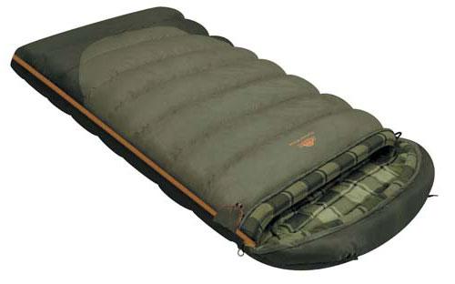 Спальный мешок-одеяло Alexika Siberia Wide Plus, цвет: серый, левосторонняя молния. 9254.01072 съемный hdd