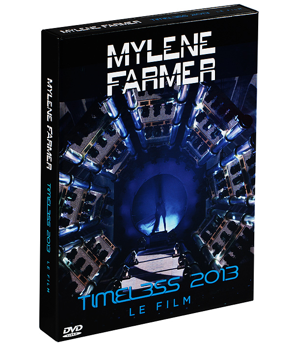 Mylene Farmer: Timeless 2013 (2 DVD) cd mylene farmer les mots