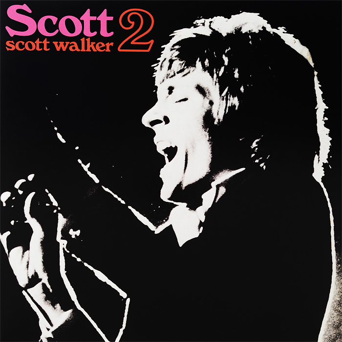 Скотт Уокер Scott Walker. Scott 2 (LP)