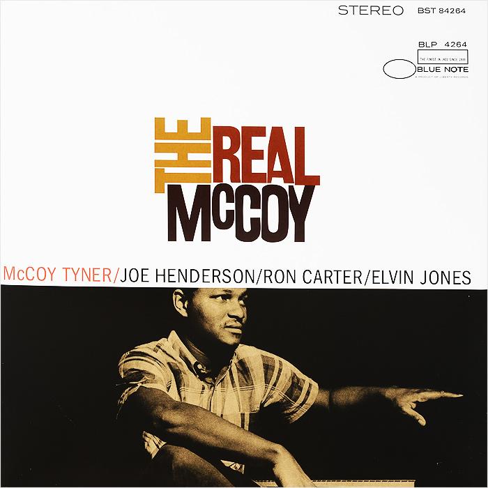Маккой Тайнер,Джо Хендерсон,Рон Картер,Элвин Джонс McCoy Tyner. The Real McCoy (LP) маккой тайнер mccoy tyner inner voices