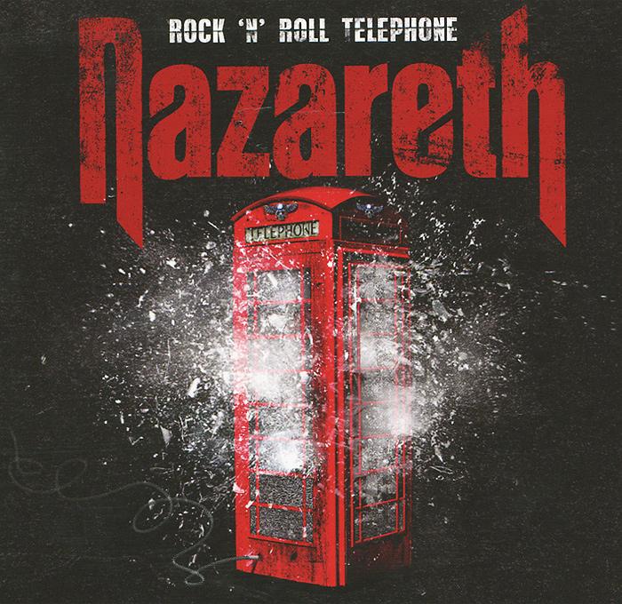цена на Nazareth Nazareth. Rock 'n' Roll Telephone (2 CD)
